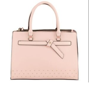 Neiman Marcus Bags - ❌SOLD❌NWOT Neiman Marcus Knotted Saffiano Satchel